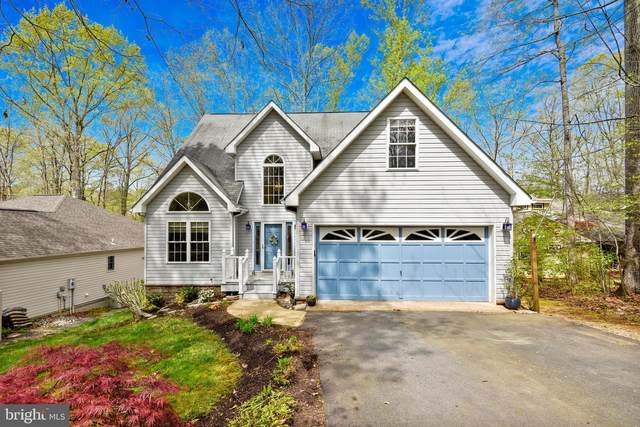 129 Larkspur Lane, LOCUST GROVE, VA 22508 (#VAOR136704) :: AJ Team Realty