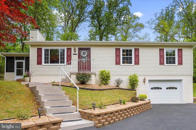 272 Mountain View Drive, FRONT ROYAL, VA 22630 (#VAWR140298) :: ExecuHome Realty