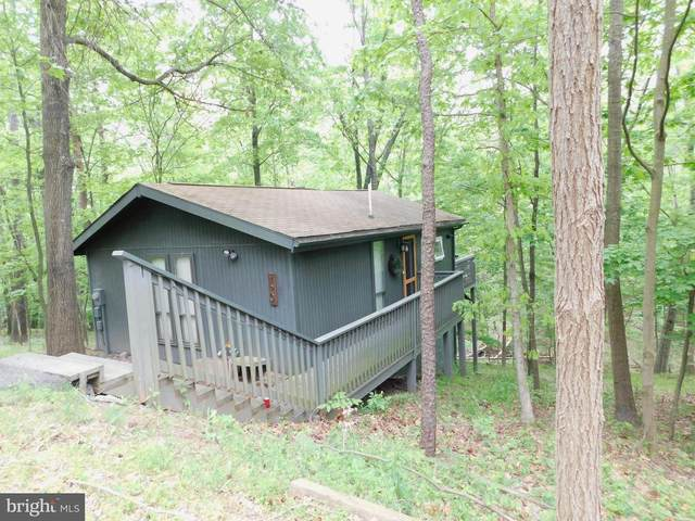 120 Conifer Lane, HEDGESVILLE, WV 25427 (#WVBE177206) :: Peter Knapp Realty Group