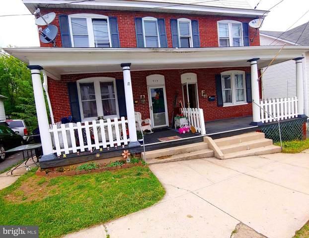 511 Rose Hill Avenue, CUMBERLAND, MD 21502 (#MDAL134270) :: Gail Nyman Group