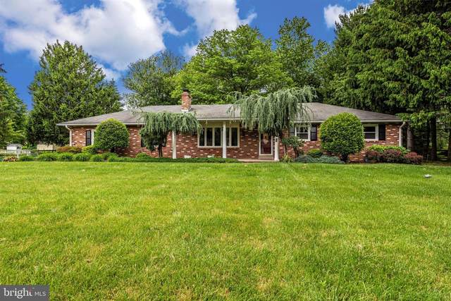 7914 Runnymeade Drive, FREDERICK, MD 21702 (#MDFR264376) :: Great Falls Great Homes