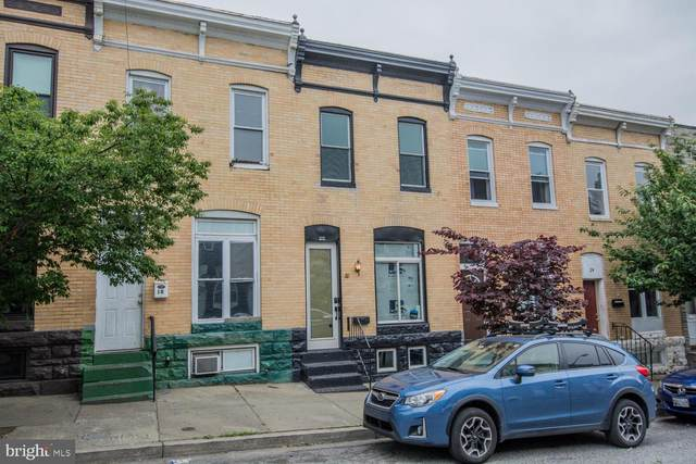 20 N Clinton Street, BALTIMORE, MD 21224 (#MDBA510706) :: The Maryland Group of Long & Foster Real Estate