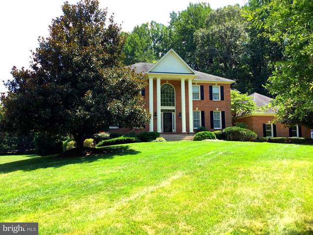 1003 Howard Grove Court, DAVIDSONVILLE, MD 21035 (#MDAA434424) :: The Riffle Group of Keller Williams Select Realtors