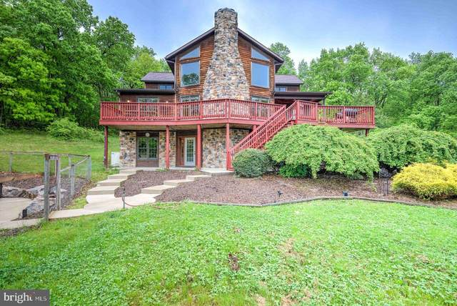 106 Pine Knob Road, NEWVILLE, PA 17241 (#PACB123584) :: Century 21 Dale Realty Co