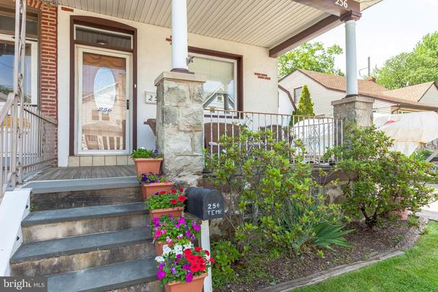 256 Hirst Avenue, LANSDOWNE, PA 19050 (#PADE518642) :: Century 21 Dale Realty Co