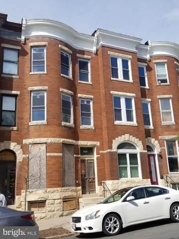2064 Linden Avenue, BALTIMORE, MD 21217 (#MDBA510740) :: Corner House Realty