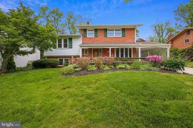 11611 Gowrie Court, POTOMAC, MD 20854 (#MDMC707954) :: The Licata Group/Keller Williams Realty
