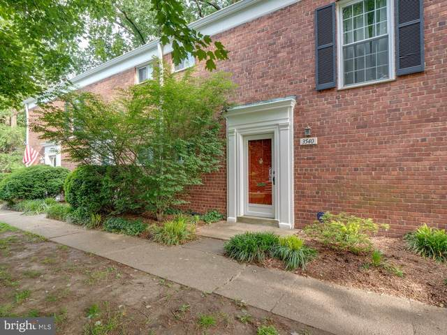3540 Martha Custis Drive, ALEXANDRIA, VA 22302 (#VAAX246412) :: Tom & Cindy and Associates