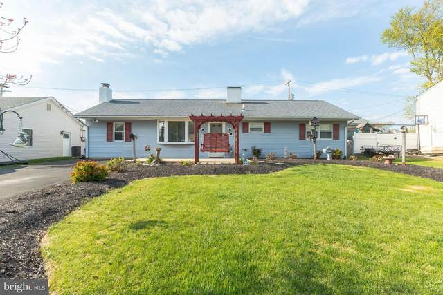 813 Glenmar Road, FAIRLESS HILLS, PA 19030 (MLS #PABU496464) :: The Premier Group NJ @ Re/Max Central