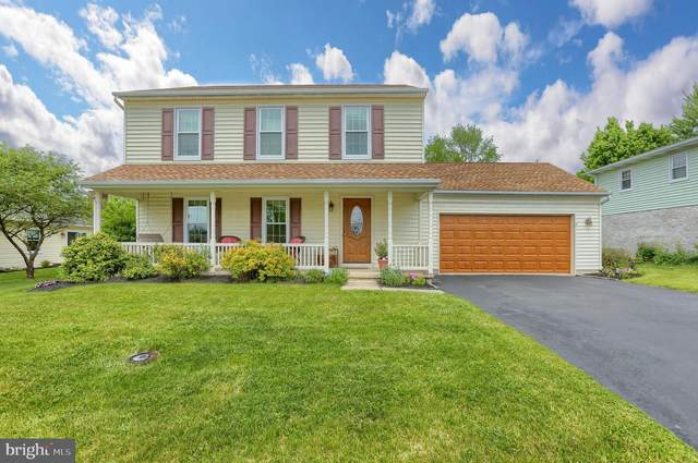6404 Taunton Road, HARRISBURG, PA 17111 (#PADA121456) :: Younger Realty Group