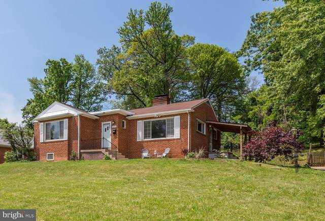 2812 Parkway, CHEVERLY, MD 20785 (#MDPG568760) :: Bruce & Tanya and Associates