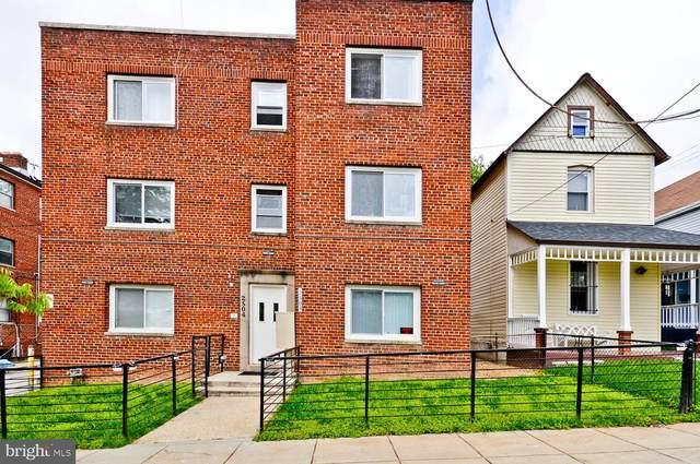 2504 22ND Street NE #6, WASHINGTON, DC 20018 (#DCDC469376) :: Peter Knapp Realty Group