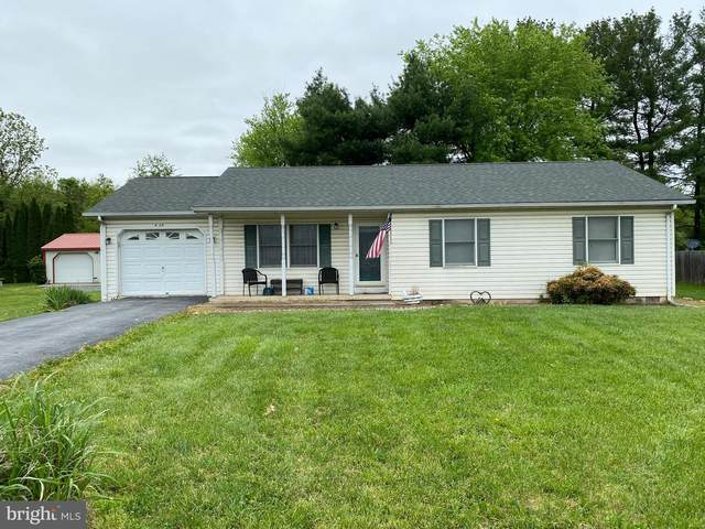 8308 Winchester Avenue, MARTINSBURG, WV 25401 (#WVBE177220) :: Hill Crest Realty