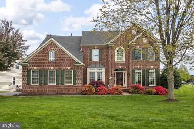 9737 Lennice Way, BRISTOW, VA 20136 (#VAPW495110) :: Jacobs & Co. Real Estate