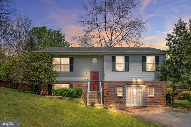 21 Rocky Stone Drive, STAFFORD, VA 22556 (#VAST222022) :: The Riffle Group of Keller Williams Select Realtors