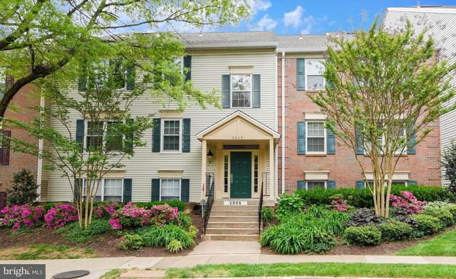 3805 Green Ridge Court #201, FAIRFAX, VA 22033 (#VAFX1129290) :: Bob Lucido Team of Keller Williams Integrity