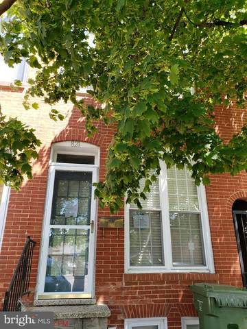 821 S Montford Avenue, BALTIMORE, MD 21224 (#MDBA510786) :: The Licata Group/Keller Williams Realty