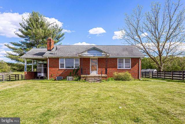 43129 Lucketts Road, LEESBURG, VA 20176 (#VALO411182) :: Network Realty Group