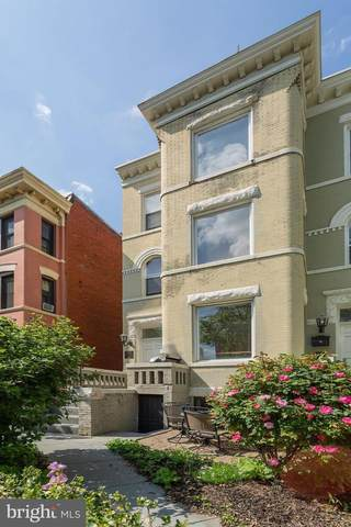1307 Irving Street NW #1, WASHINGTON, DC 20010 (#DCDC469412) :: The Licata Group/Keller Williams Realty