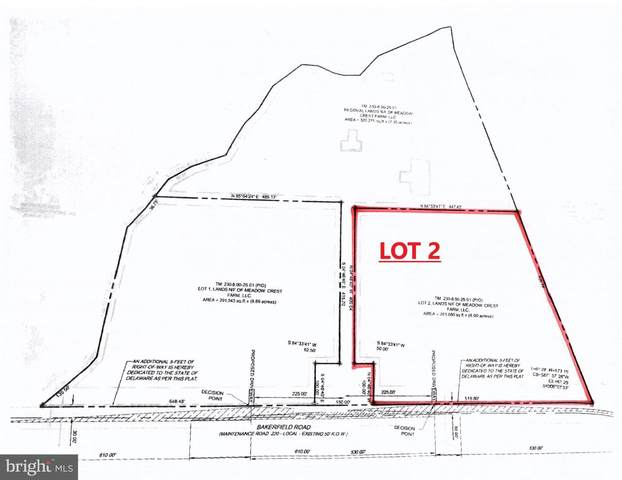 24675 LOT 2 Bakerfield Road, MILFORD, DE 19963 (#DESU161176) :: CoastLine Realty