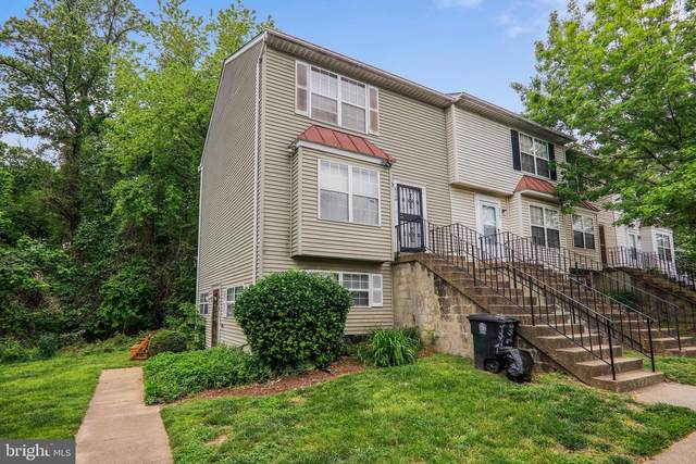 6749 Milltown Court, DISTRICT HEIGHTS, MD 20747 (#MDPG568792) :: The Putnam Group