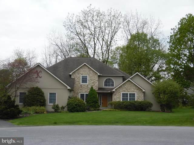1880 Creek Run Lane, LEBANON, PA 17042 (#PALN113702) :: The Joy Daniels Real Estate Group