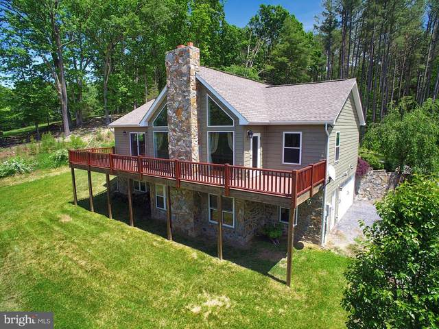 440 Mountain Brook Lane, BENTONVILLE, VA 22610 (#VAWR140310) :: Erik Hoferer & Associates