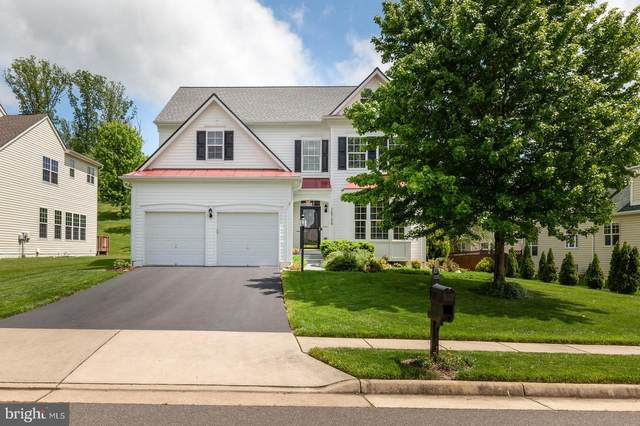 18799 Pier Trail Drive, TRIANGLE, VA 22172 (#VAPW495144) :: The Licata Group/Keller Williams Realty