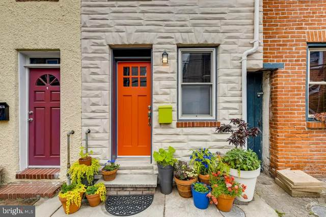 408 S Chapel Street, BALTIMORE, MD 21231 (#MDBA510814) :: SURE Sales Group