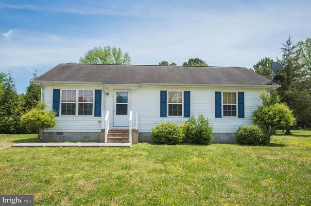614 Oxford Street, POCOMOKE CITY, MD 21851 (#MDWO113912) :: Bob Lucido Team of Keller Williams Integrity