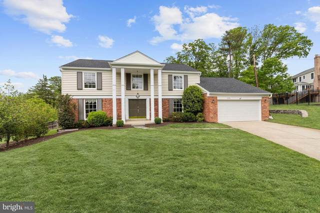 11112 Post House Court, POTOMAC, MD 20854 (#MDMC708046) :: Mortensen Team