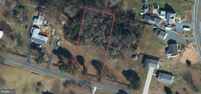 Lot 4, Parcel 393 Soundside Estates Road, DEAL ISLAND, MD 21821 (#MDSO103516) :: The Piano Home Group