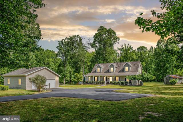 14180 Round Hill Road, KING GEORGE, VA 22485 (#VAKG119610) :: Peter Knapp Realty Group