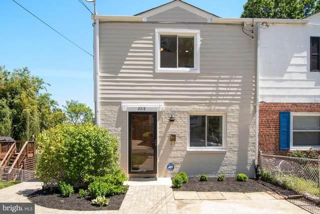 2318 Riverview Terrace, ALEXANDRIA, VA 22303 (#VAFX1129356) :: Jennifer Mack Properties