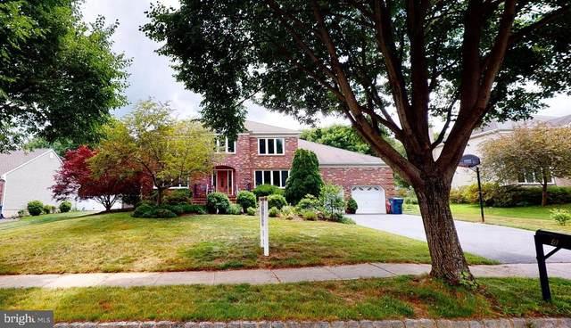 8 Overlook Way, LAWRENCE TOWNSHIP, NJ 08648 (MLS #NJME295660) :: The Dekanski Home Selling Team