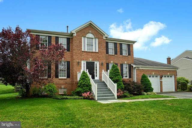 17205 Spates Hill Road, POOLESVILLE, MD 20837 (#MDMC708054) :: The Kenita Tang Team