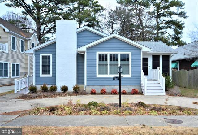 217 Laurel Street, REHOBOTH BEACH, DE 19971 (#DESU161212) :: Blackwell Real Estate