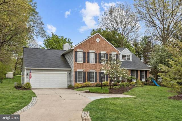 2843 Leaf Shade Drive, ELLICOTT CITY, MD 21042 (#MDHW279596) :: The Licata Group/Keller Williams Realty