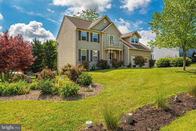 440 Links View Drive, HAGERSTOWN, MD 21740 (#MDWA172342) :: The Licata Group/Keller Williams Realty