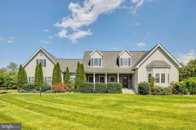 110 Green Spring Drive, WINCHESTER, VA 22603 (#VAFV157542) :: Bruce & Tanya and Associates