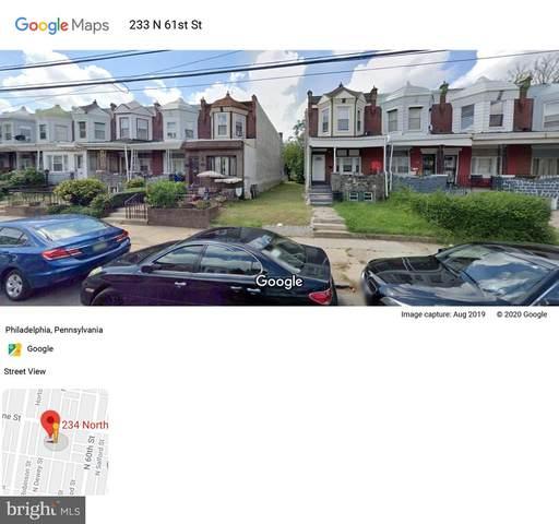 234 N 61ST Street, PHILADELPHIA, PA 19139 (#PAPH896634) :: Bob Lucido Team of Keller Williams Integrity