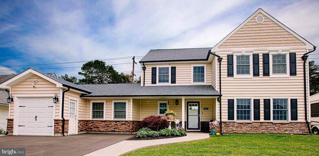 22 Hamlet, LEVITTOWN, PA 19056 (#PABU496556) :: ExecuHome Realty