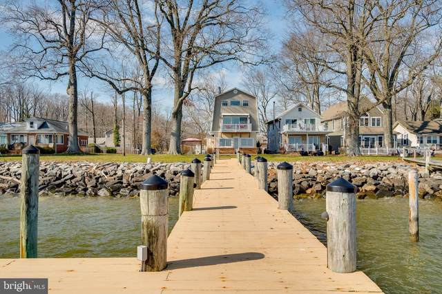 1030 Bay Front Avenue, NORTH BEACH, MD 20714 (#MDAA434528) :: The Maryland Group of Long & Foster Real Estate