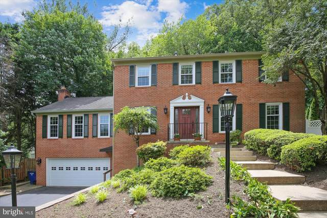 1721 Chesterbrook Vale Court, MCLEAN, VA 22101 (#VAFX1129434) :: ExecuHome Realty