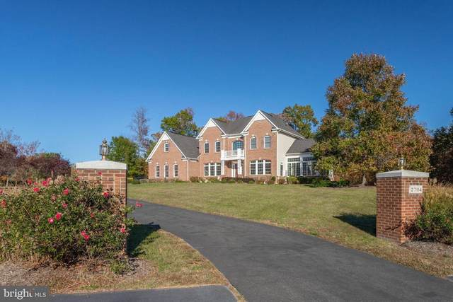 27114 Stable Court, CHANTILLY, VA 20152 (#VALO411226) :: Blackwell Real Estate