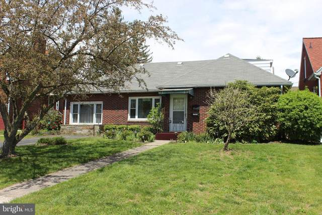172 Washington Street, FROSTBURG, MD 21532 (#MDAL134280) :: ExecuHome Realty