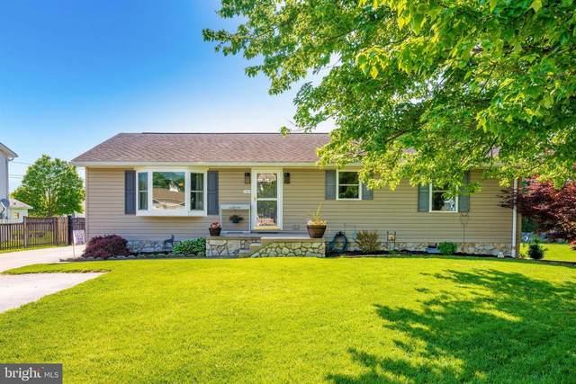 8 Victor Drive, THURMONT, MD 21788 (#MDFR264444) :: Eng Garcia Properties, LLC
