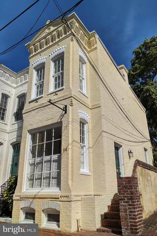 116 S Pitt Street, ALEXANDRIA, VA 22314 (#VAAX246450) :: CENTURY 21 Core Partners