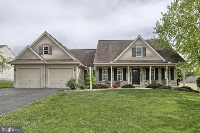 820 Shore Landing Drive, LEBANON, PA 17046 (#PALN113726) :: The Joy Daniels Real Estate Group