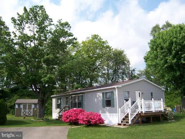 23 Valley Run Village, CHRISTIANA, PA 17509 (#PALA163126) :: Younger Realty Group